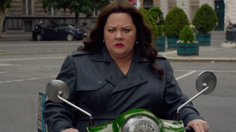 Melissa McCarthy had to be  concerned about where her career was going.