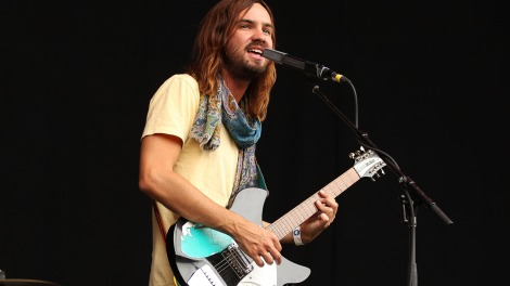 The man behind Tame Impala: Kevin Parker.