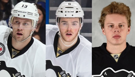Spaling, Harrington, Kapanen. Depth, Role Player, Star?