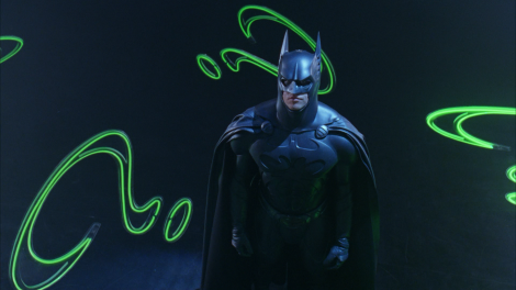 How does the Riddler find the time to build his lair anyway? So many questions.