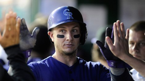 Tulowitzki played 1033 games with the Rockies and has played just 18 as a Blue Jay