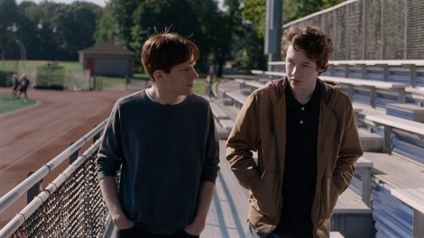 The brothers of Louder Than Bombs.