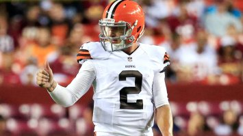 Johnny Football could be a difference maker in Cleveland