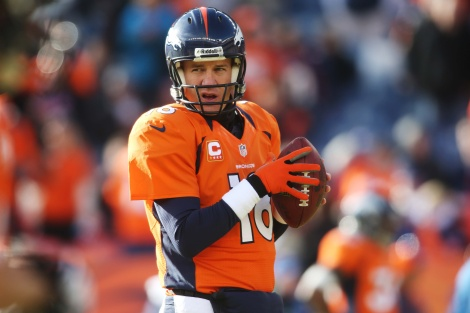 Peyton Manning stares down father time.