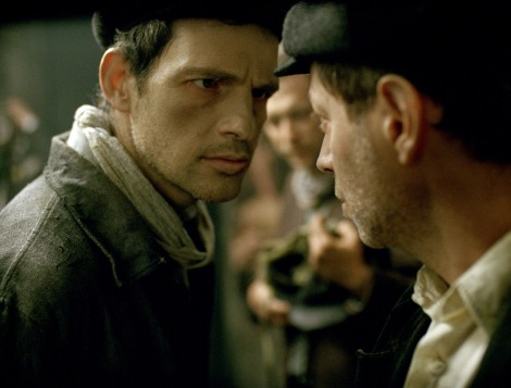 The cheery countenance of Son of Saul.