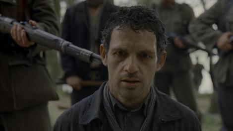 Cheery times with the Son of Saul.