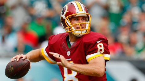 With no RG3, Kirk Cousins has stepped up