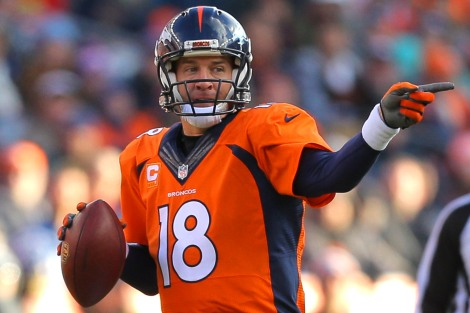 Peyton Manning can thank a tough pass defense for his team's success