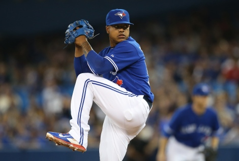 Stroman carries the weight of expectations into game 5 on Wednesday