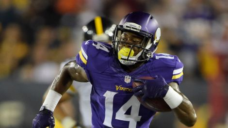 A rising star in Minnesota, thorn in the side of the Packers