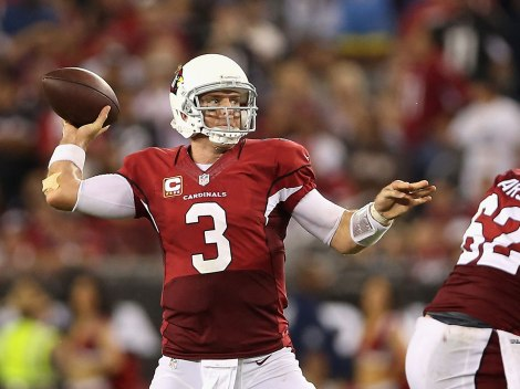 Arizona's Carson Palmer is a dark horse candidate