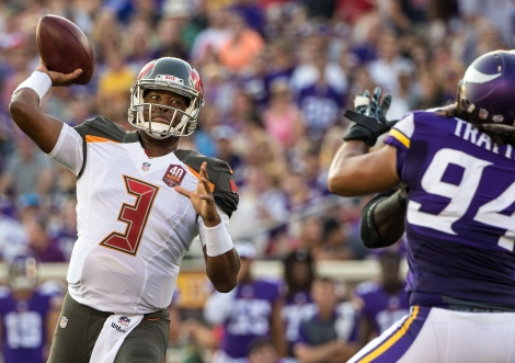 Jameis Winston has a long way to go, but will be a solid NFL pro, soon.