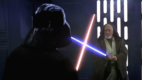 """""""You know, I was thinking Darth. After this, you wanna get outta here, maybe grab a bite to eat?"""""""