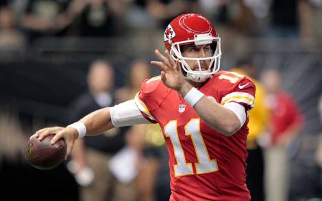 Could Alex Smith drag the Chiefs to the playoffs?