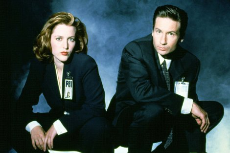 xfiles old