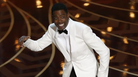 Chris Rock did what he does best.