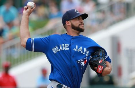 MLB: Spring Training-Toronto Blue Jays at Minnesota Twins