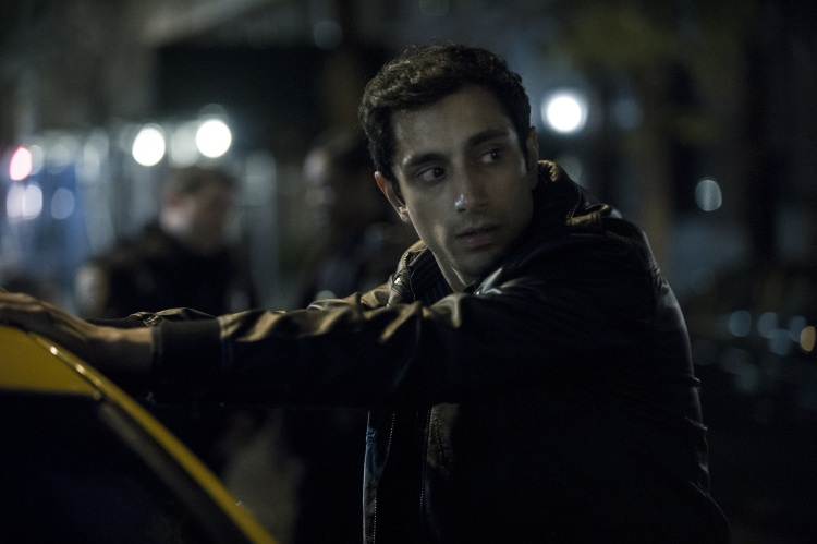 The start of Nasir's (Riz Ahmed) terrible, horrible, no good, very bad day.