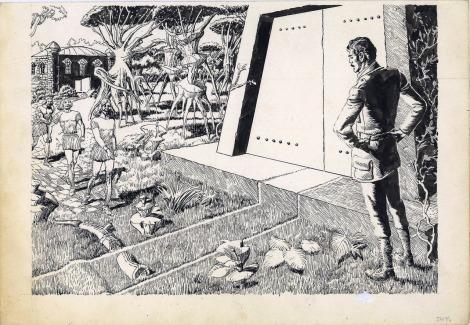 time machine book image