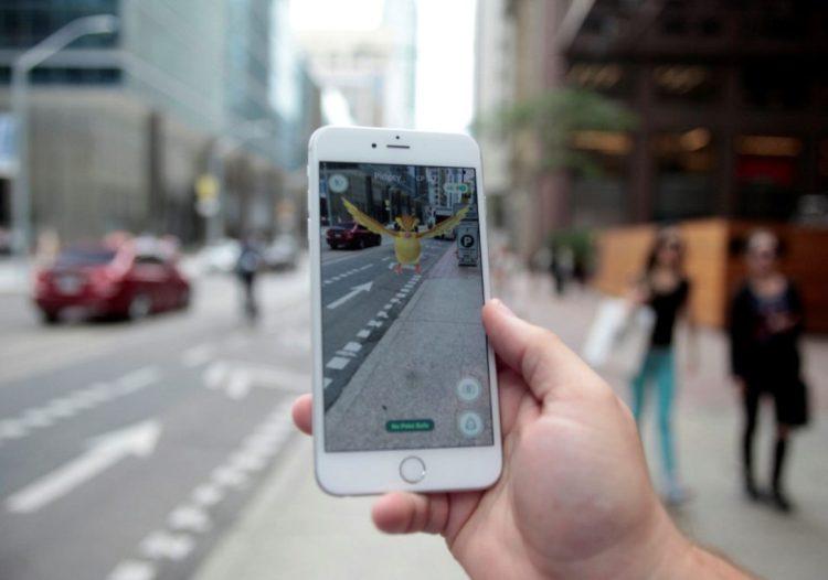 Hitting the Toronto streets for more Pokemon.