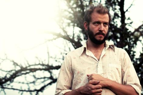 Sometimes a picture does the trick. Here's Justin Vernon.