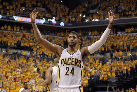 Will Paul George finally have some help again? Not so fast, says Russell.