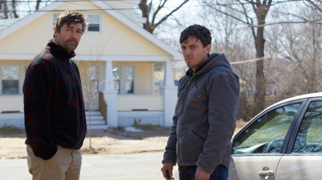 Brothers in arms: Casey Affleck and Kyle Chandler.