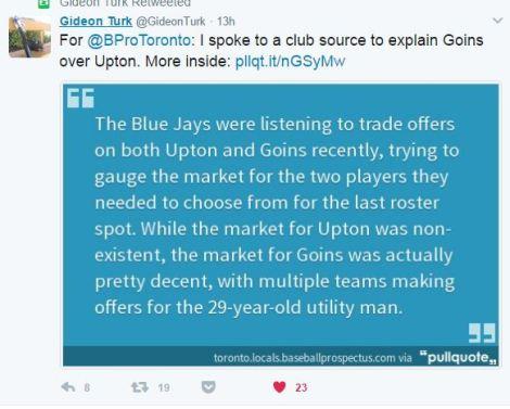 GideonUptonGoinsTweet